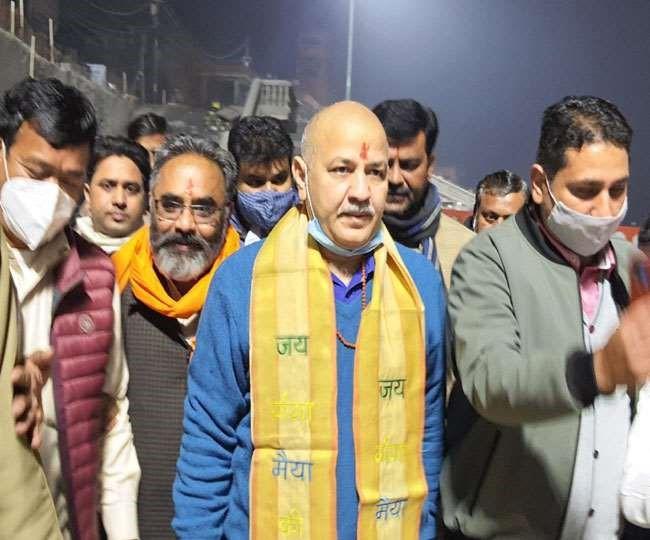 दिल्ली के उपमुख्यमंत्री मनीष सिसोदिया दून पहुंचे, जल्द ही प्रिंसिपल कॉन्क्लेव में करेंगे शिरकत