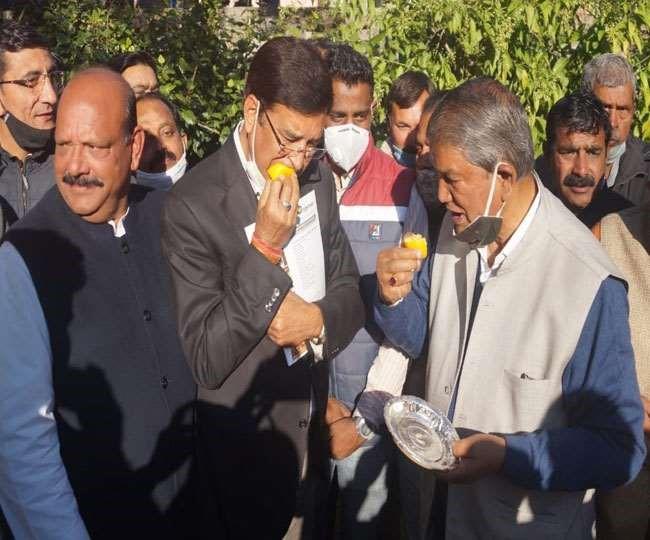 उत्तराखंड के पूर्व सीएम हरीश रावत ने कहा, मैं स्थानीय उत्पादों पर सरकार को जागृत करता रहूंगा