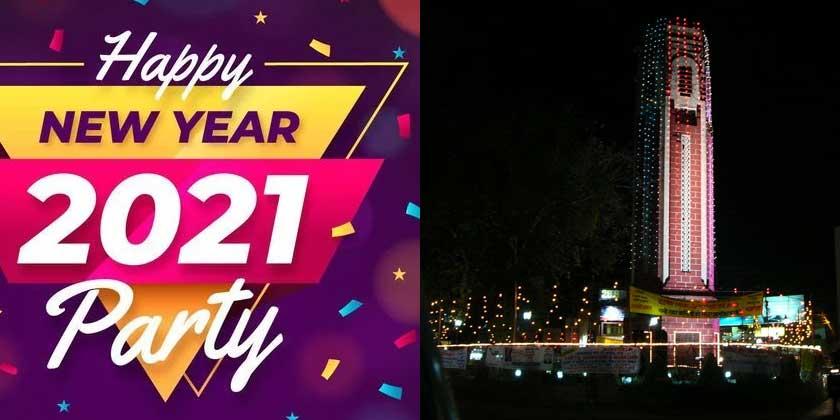 Dehradun New Year 2021,