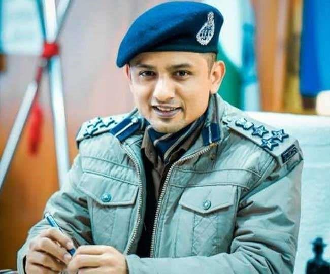 डीआईजी अरुण मोहन जोशी पुलिस को मानवता का पाठ पढ़ा गए