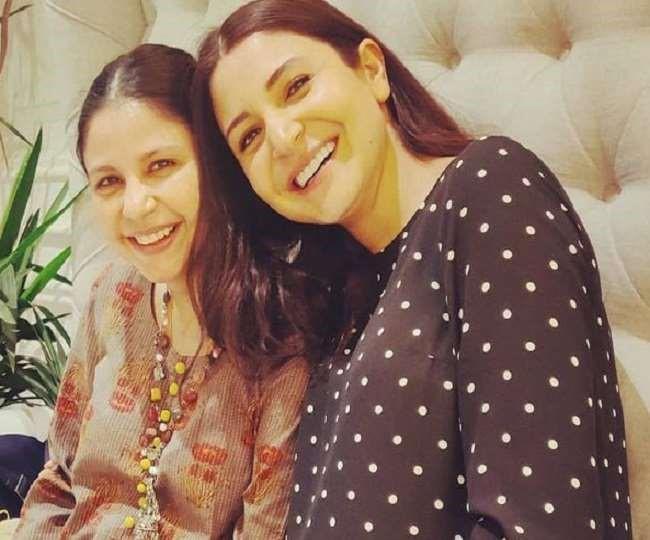 फिर Viral हुई नई तस्वीर Anushka Sharma की , बेबी बंप में दिखा Actress का खूबसूरत अंदाज