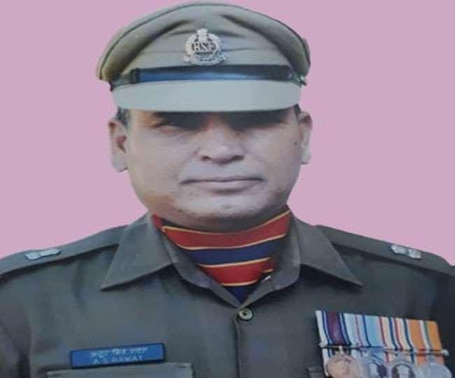 उत्तराखंड :अनूप को राष्ट्रपति पदक BSF के डिप्टी कमांडेंट,एक बड़े ऑपरेशन के दौरान मार गिराया था कश्मीर घाटी में दो आतंकियों को