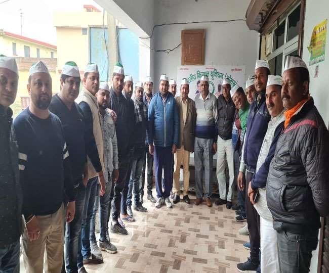 उत्तराखंड : सरकार कर रही किसानों को गुमराह करने की कोशिश, भाकियू रेलवे स्टेशन पर करेगी प्रदर्शन