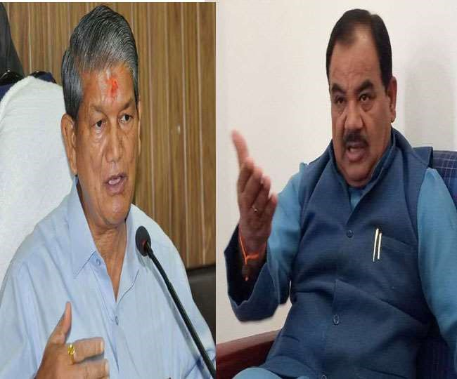 उत्तराखंड: पूर्व सीएम हरीश रावत को बताया 'छूटा और फुंका कारतूस' , कैबिनेट मंत्री हरक सिंह ने