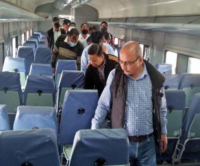 उत्तराखंड : पूर्णागिरि एक्सप्रेस दौड़ेगी 26 फरवरी से टनकपुर-दिल्ली के बीच