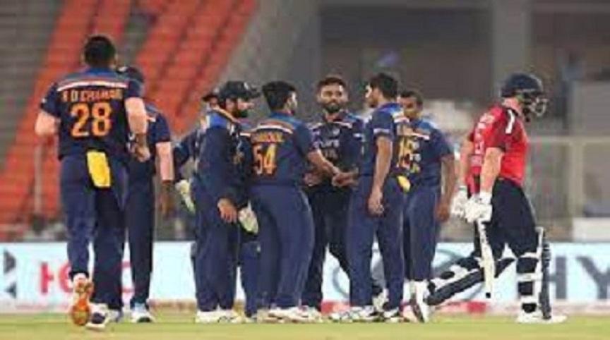 Ind vs Eng: भारत ने पांचवें टी 20 में इंग्लैंड को 36 रन से हराया, 3-2 से सीरीज जीती