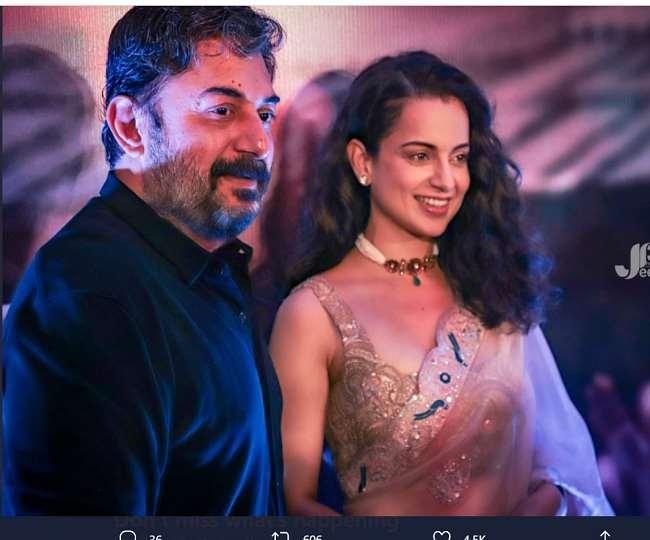 Kangana पर फिदा हुए साउथ स्टार्स Thalaivi का ट्रेलर देख , क्यों पसरा सन्नाटा Bollywood में ?