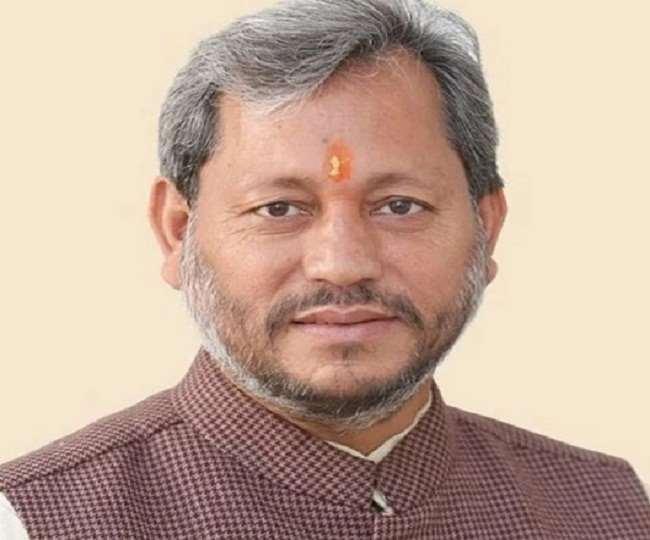 मुख्यमंत्री तीरथ सिंह रावत आज प्रधानमंत्री नरेंद्र मोदी से मुलाकात करेंगे