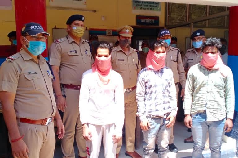 उत्तराखंड: एक तरफा प्यार में युवती की हत्या के आरोप में तीन आरोपी गिरफ्तार