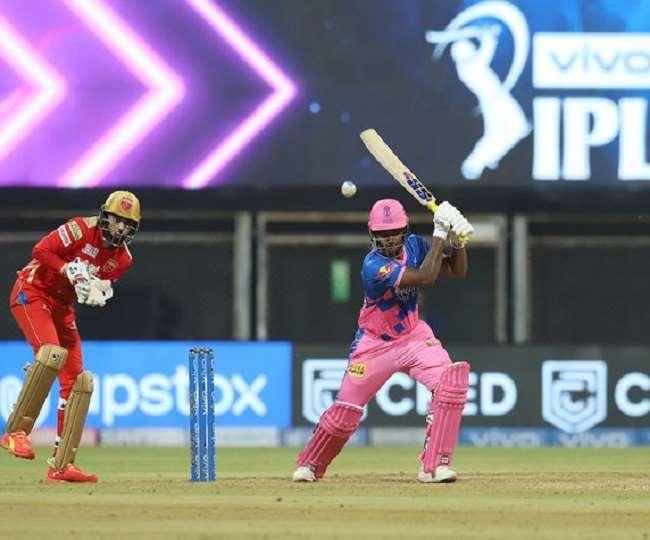 IPL 2021 : संजू सैमसन IPL 2021 में शतक बनाने वाले पहले बल्लेबाज बने, कई रिकॉर्ड तोड़े