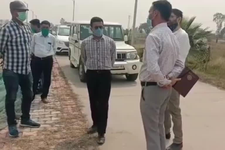 उत्तराखंड : सीडीओ हिमांशु खुराना ने मत्स्य विभाग के ब्रूड बैंक का निरीक्षण किया