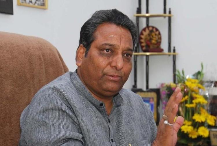 उत्तराखंड : भाजपा कार्यकर्ता विधायक विनोद चमोली से नाराज