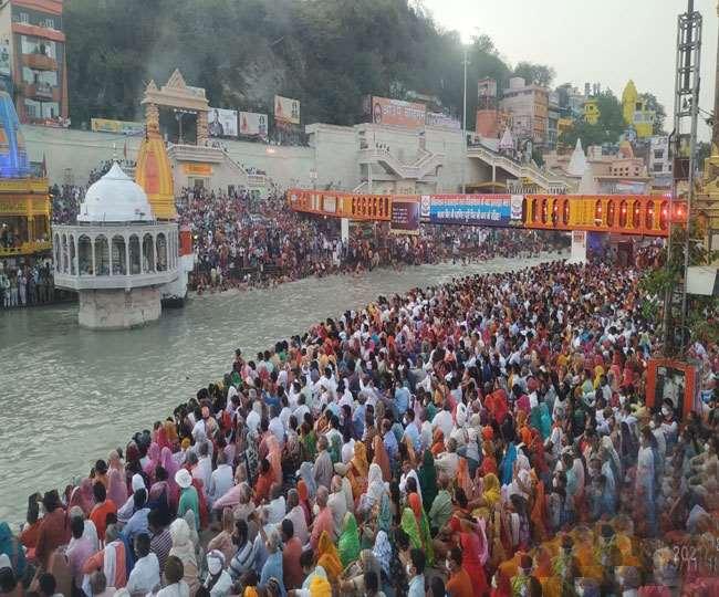 उत्तराखंड रामनवमी स्नान 2021: रामनवमी स्नान आज, भक्तों को इन नियमों का पालन करना होगा