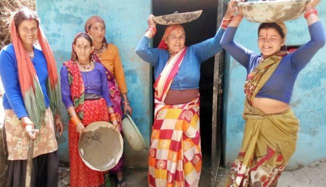 उत्तराखंड : गंगा अल्मोड़ा में जलधाराओं को पुनर्जीवित कर रही है