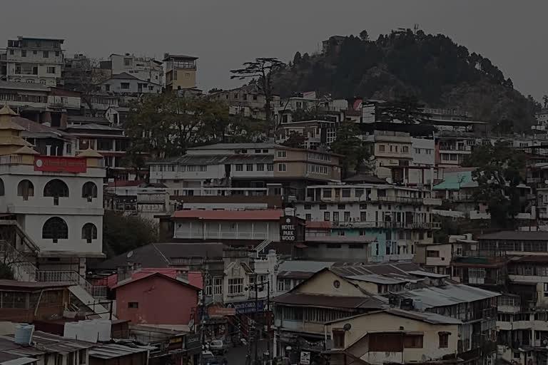 उत्तराखंड मसूरी : कोरोना संक्रमण काल में पर्यटन व्यवसाय का हाल खस्ता