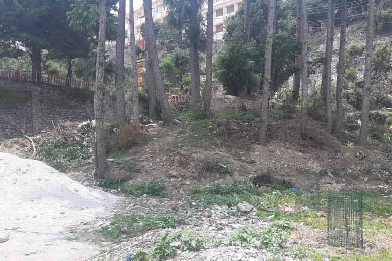 उत्तराखंड : पूर्व पीएम अटल बिहारी वाजपेयी के नाम पर बन रहे पार्क पर सियासत शुरू