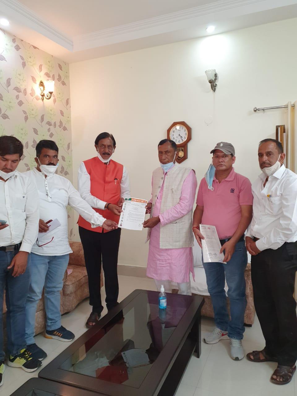 उत्तराखंड : पूर्व मंत्री नारायण सिंह राणा ने लिखा लेटर मुख्य मंत्री तीरथ सिंह रावत को जौनपुर टिहरी गढ़वाल को कांडी पम्पिंग योजना की स्वीकृति के लिए