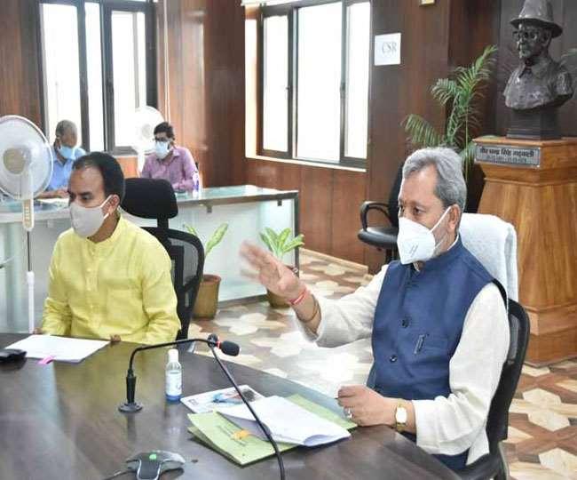 उत्तराखंड : सीएम तीरथ रावत ने कहा, श्रीनगर को नगर निगम बनाने के लिए सभी पहलुओं का अध्ययन किया जाना चाहिए