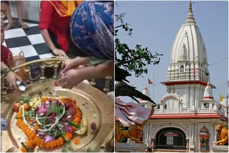 उत्तराखंड श्रावण मास: ससुराल में बैठे भोलेनाथ, दक्ष मंदिर में दर्शन करने पहुंचे श्रद्धालु