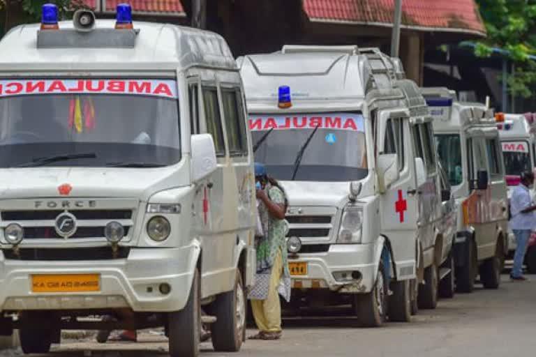 उत्तराखंड पौड़ी : स्वास्थ्य विभाग पौड़ी की ओर से एंबुलेंस की डिलीवरी न करने पर दिल्ली की एक कंपनी के खिलाफ एफआईआर दर्ज की गई
