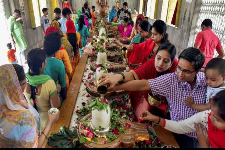 उत्तराखंड: आज है सावन का पहला सोमवार, ऐसे करें भोलेनाथ को प्रसन्न , पुष्कर सिंह धामी ने दी श्रावण मास के प्रथम सोमवार की हार्दिक शुभकामनाएं।