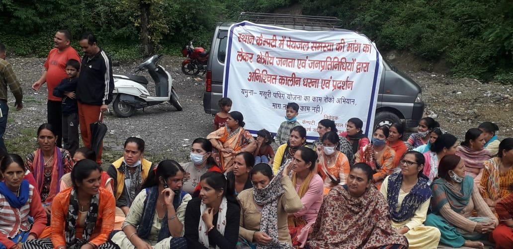 उत्तराखंड : राजेश नौटियाल के नेतृत्व में माननीय मंत्री पेयजल श्री बिशन सिंह चुफाल जी से उनके आवास पर प्रतिनिधिमंडल के साथ मुलाकात की