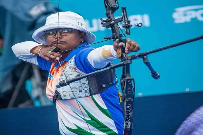 टोक्यो ओलंपिक 2020, दिन 8: दीपिका कुमारी ने 6-5 से जीत के साथ क्वार्टर फाइनल में प्रवेश किया