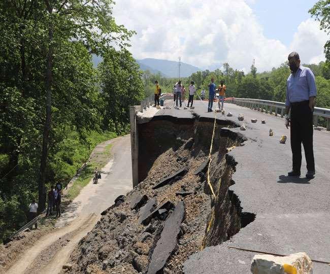 उत्तराखंड : बडासी पुल की एप्रोच रोड जांच पूरी होने तक नहीं बनेगी