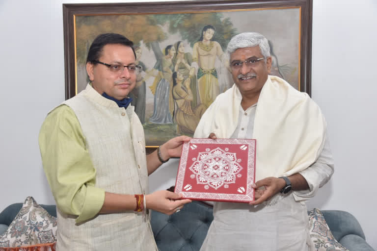 उत्तराखंड: सीएम धामी ने दी दिल्ली से बड़ी खुशखबरी, मुख्यमंत्री ने लखवाङ बहुद्देशीय परियोजना की भारत सरकार से वित्तीय स्वीकृति प्रदान करवाने का अनुरोध किया  
