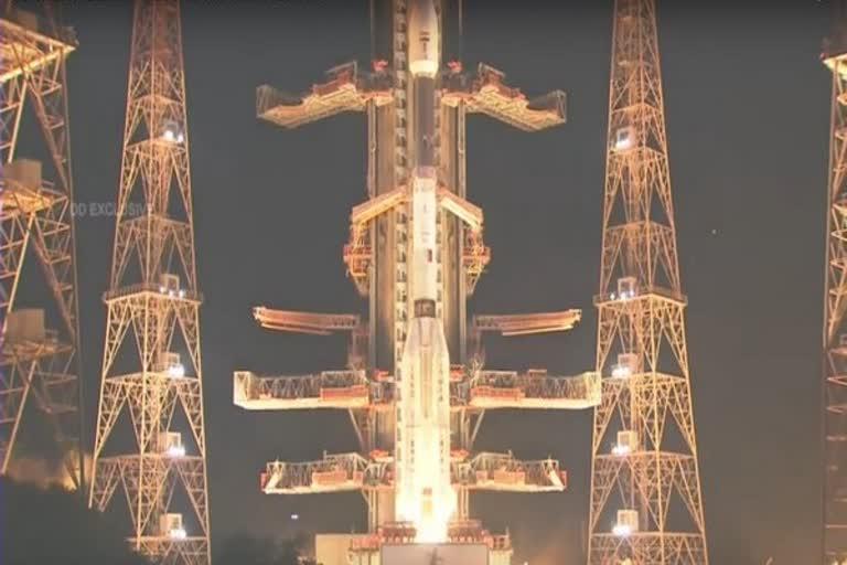 भारत : इसरो इतिहास रचने में विफल, EOS-03 उपग्रह प्रक्षेपण विफल