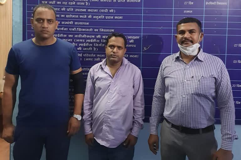 उत्तराखंड : किटी के नाम पर लाखों रुपए की ठगी करने के आरोपी को सीबीसीआईडी ने सहस्त्रधारा रोड से गिरफ्तार किया , चार साल से थी तलाश