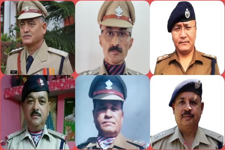 उत्तराखंड : उत्तराखंड के 6 वीर अधिकारियों को आज किया जाएगा सम्मानित, मिलेगा राष्ट्रपति पुलिस पदक