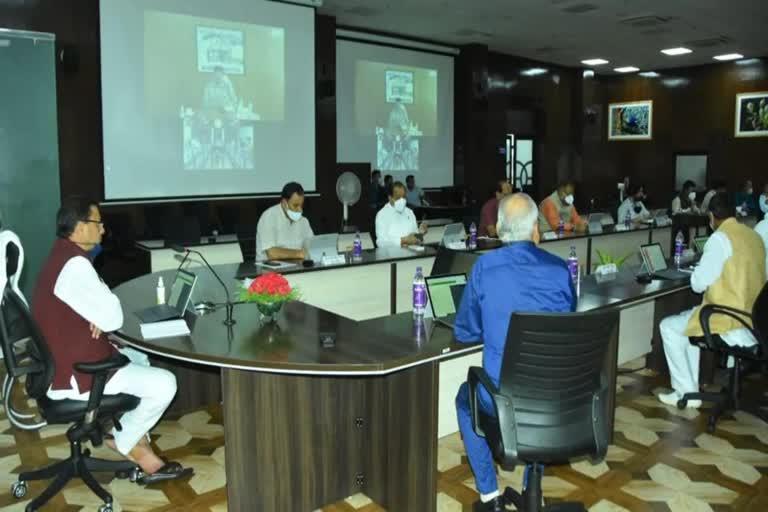 उत्तराखंड : उत्तराखंड कैबिनेट की आज सचिवालय में अहम बैठक