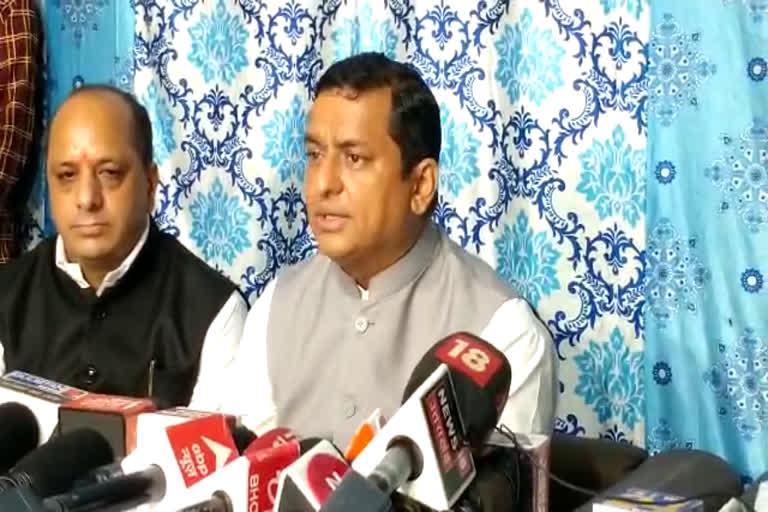उत्तराखंड : राज्यसभा सांसद अनिल बलूनी ने कहा उत्तराखंड में जल्द बनेगा विश्वस्तरीय कैंसर अस्पताल