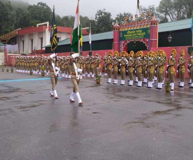 उत्तराखंड : मसूरी स्थित आईटीबीपी अकादमी से पास आउट होकर देश को 53 सहायक कमांडेंट मिले , पहली बार UPSC से दो महिलाएं बनीं अफसर