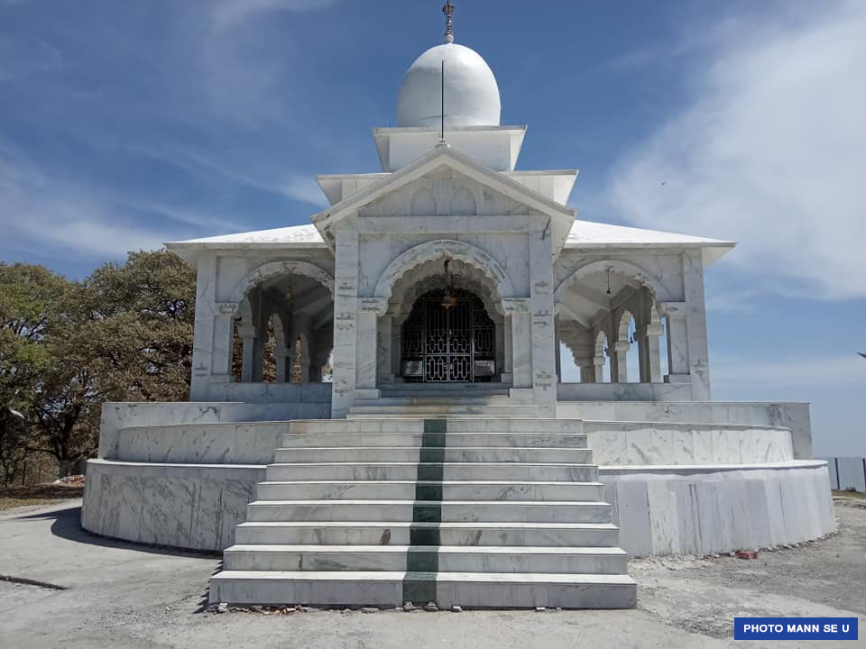 Mussoorie: Due to Corona this time also the fair held in Bhadraj temple Dudhli postponed, the devotees are disappointed