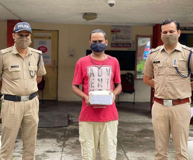 उत्तराखंड : चमोली से कीड़ाजड़ी लेकर देहरादून पहुंचे एक आरोपित को राजपुर थाना पुलिस ने गिरफ्तार किया