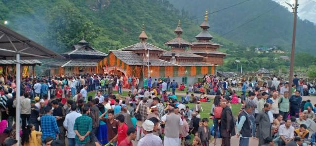 उत्तराखंड : इस बार भी नहीं लगेगा गढ़वाल, महासू मंदिर हनोल में जागरा मेला