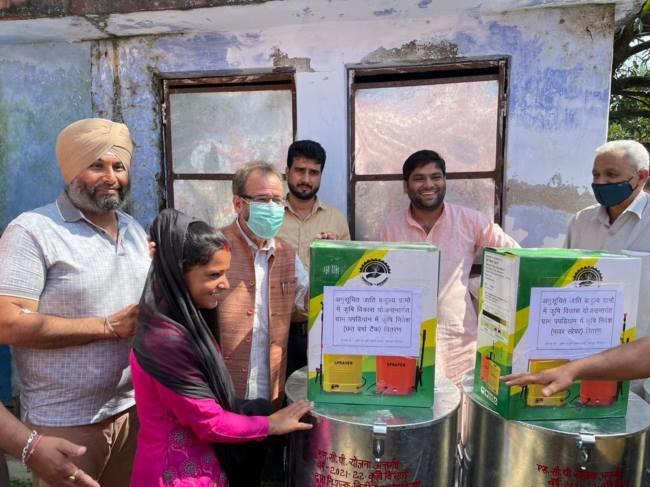 उत्तराखंड विकासनगर न्यूज़ : जनता की सुविधा के लिए जिम्मेदारी से काम कर रही है सरकार : मुन्ना