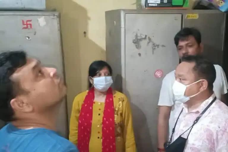 उत्तराखंड हल्द्वानी न्यूज़ : भाजपा जिलाध्यक्ष के घर में हुआ जोरदार धमाका, दहल उठा पूरा इलाका, मौके पर पहुंचे डीएम भी