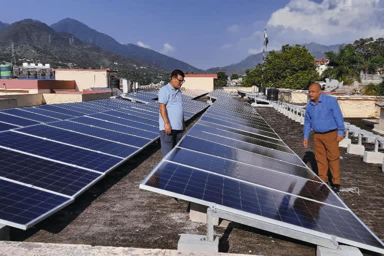उत्तराखंड : सौर ऊर्जा से जगमगाएगा गढ़वाल विश्वविद्यालय, 25 लाख रुपये की बचत हर साल होगी