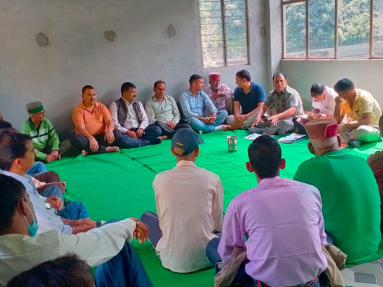 उत्तराखंड भद्रकाली मंदिर देवीकोल बैठक: आज भद्रकाली मंदिर देवीकोल की समिति की बैठक में निर्णय , 7 अक्टूबर से 11 अक्टूबर तक भव्य पूजन होगा