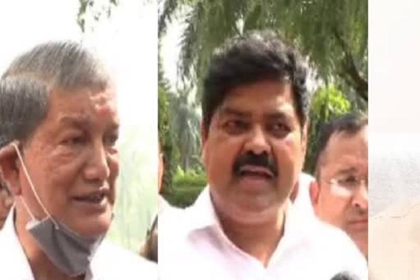 उत्तराखंड न्यूज़ देहरादून : कांग्रेस ने साधा निशाना सीएम धामी की पीठ थपथपाने पर , कहा- खनन को संरक्षण दे रही है मोदी सरकार