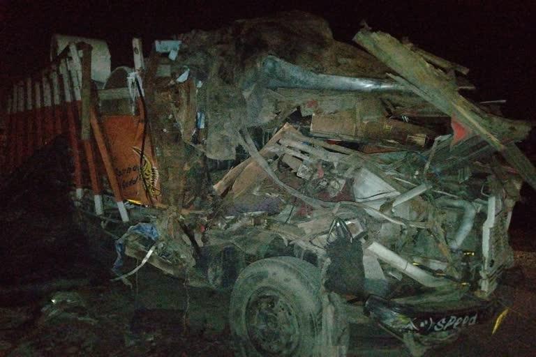 उत्तराखंड न्यूज़ : सड़क पर तेज रफ्तार ट्रक ने छह लोगों को रौंदा, दो की मौत, चार घायल