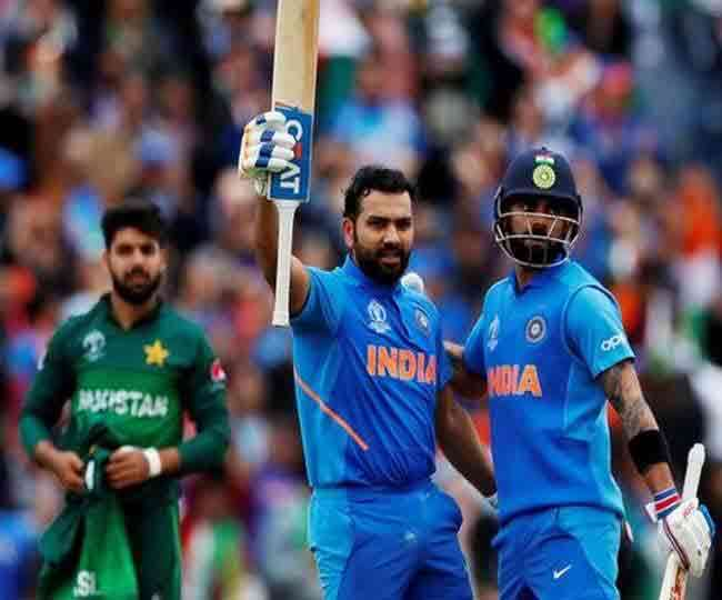 टी20 विश्व कप : टी20 मैच में एक बार फिर आमने-सामने भारत-पाकिस्तान , खेलप्रेमियों को इसका बेसब्री से इंतजार है