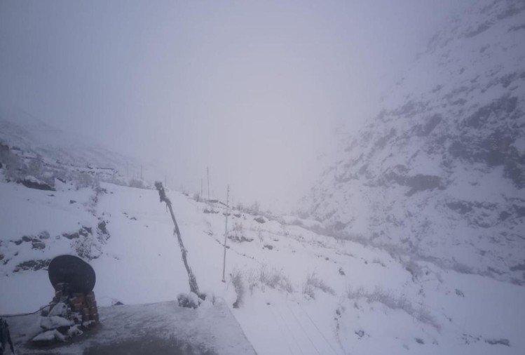उत्तराखंड न्यूज़ उत्तरकाशी : भारत-चीन अंतरराष्ट्रीय सीमा पर लापता तीन पोर्टरों की मौत, चौकी से डेढ़ किलोमीटर दूर मिले शव