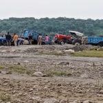 उत्तराखंड न्यूज़ विकासनगर : पुलिस ने अवैध खनन से लदी सात ट्रैक्टर ट्रालियां जब्त की